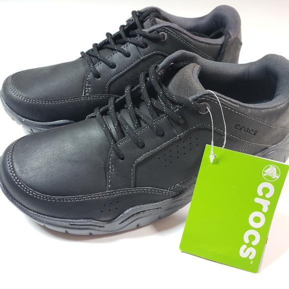 673733ff77d1 Crocs Men s Swiftwater Hiker Shoes M8. NWT